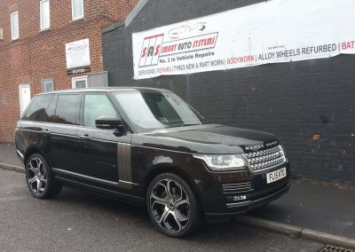 Range Rover before 1